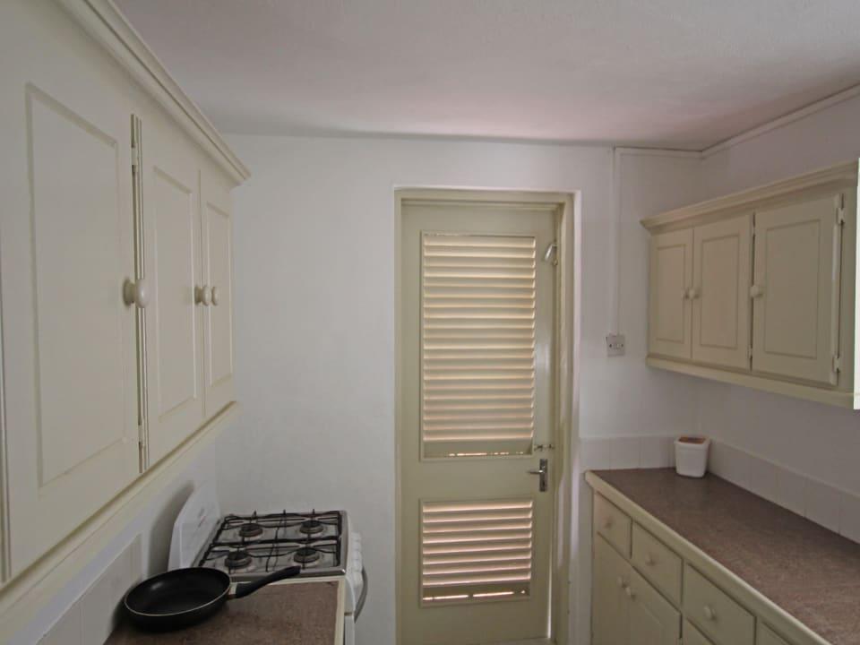 Bottom Floor Kitchen
