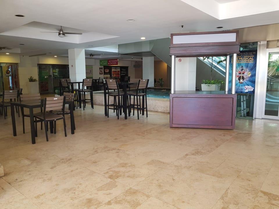 Mall open space on Ground Floor