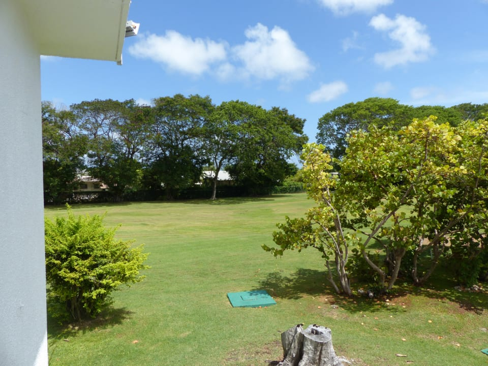 View of the Golf Green by the unit
