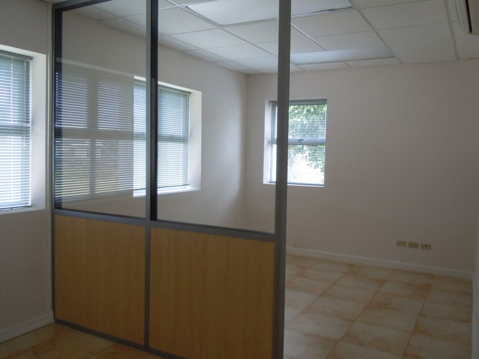 Office with separation