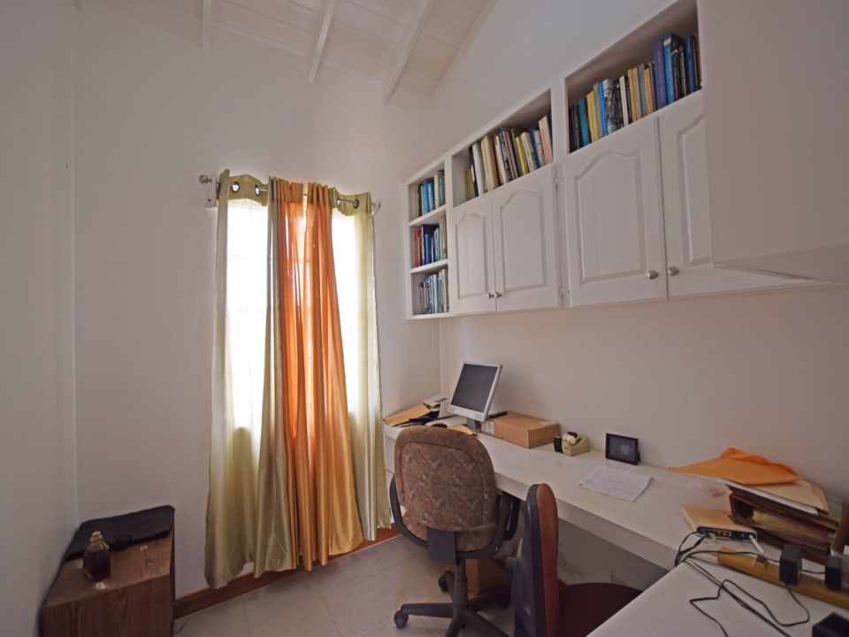 Upstairs Study