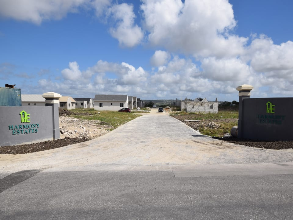 Main Entrance to Development