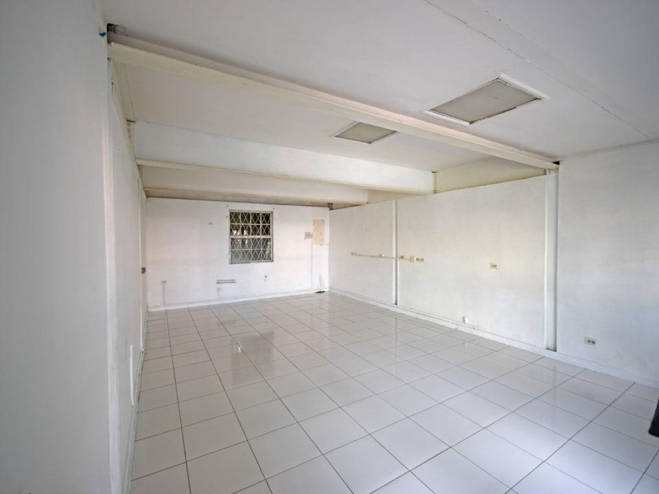 Recently retiled floors
