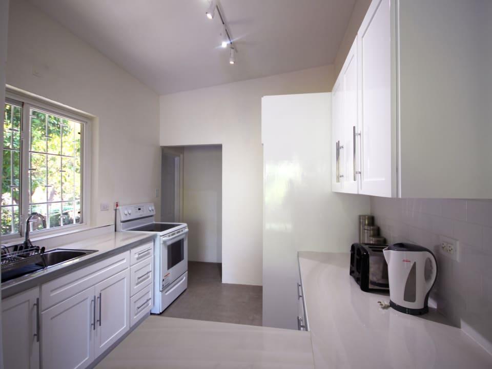 Modernized Kitchen