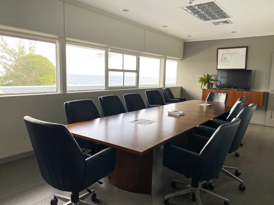 Possible shared boardroom