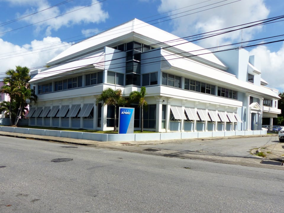 Hastings Building Centre main highway frontage