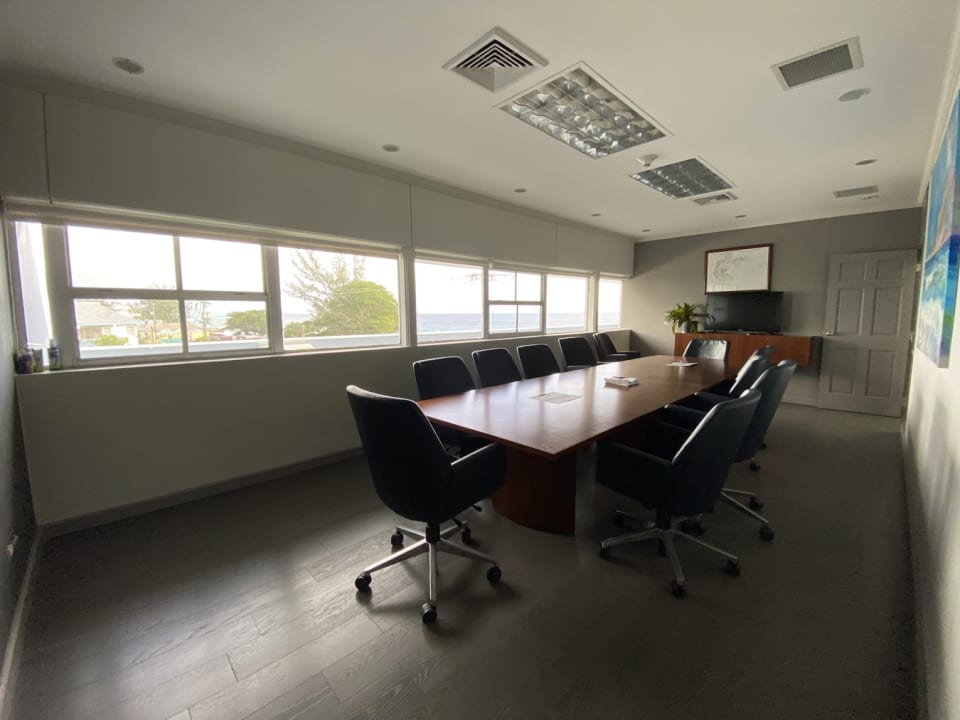Possible shared conference room