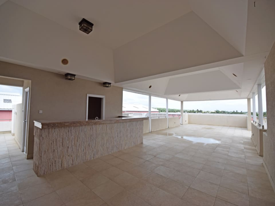Roof Deck - Available for functions