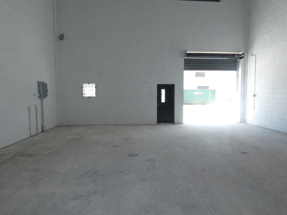 Roll-down Access Doorway