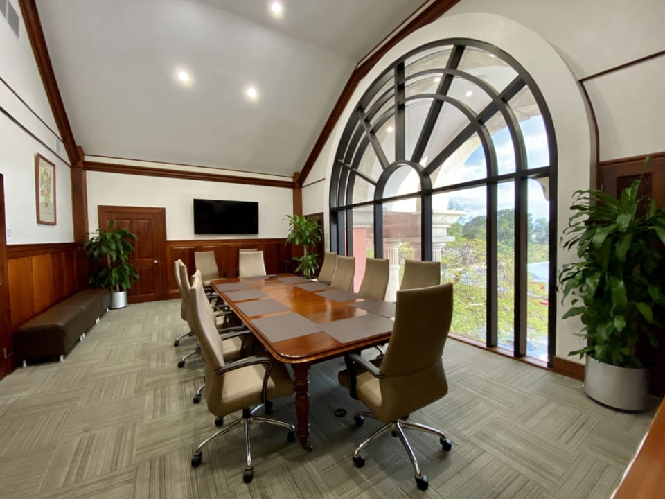 Access to a shared conference room