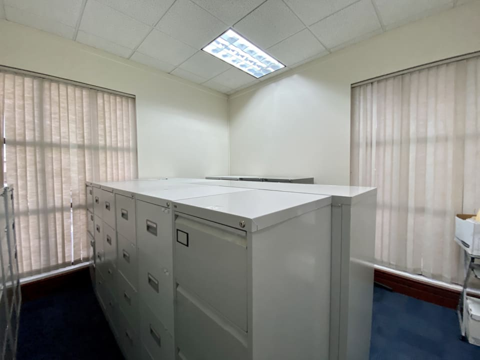 Office/ filing room