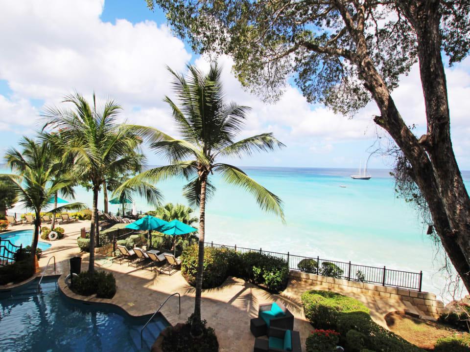 Beachfront with stunning views