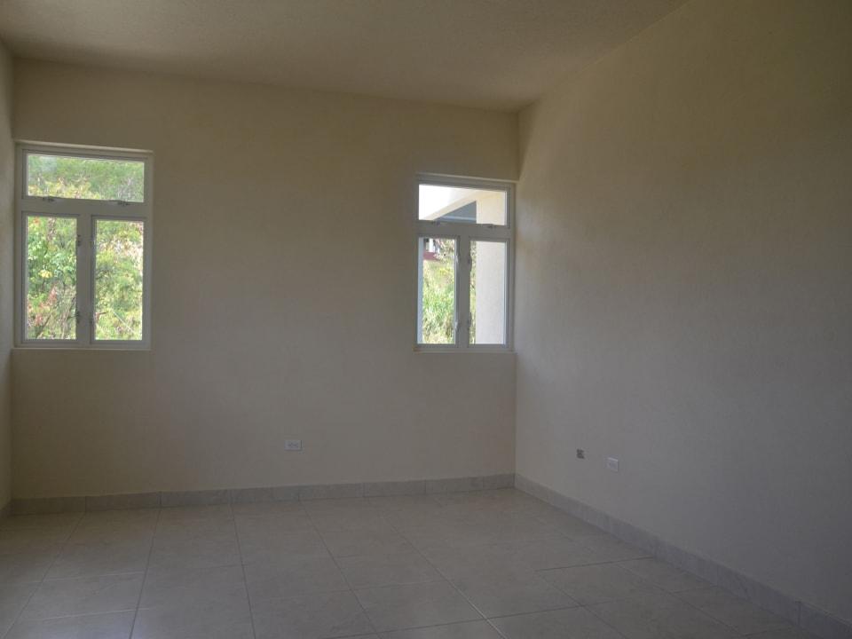 Lower level kitchen space