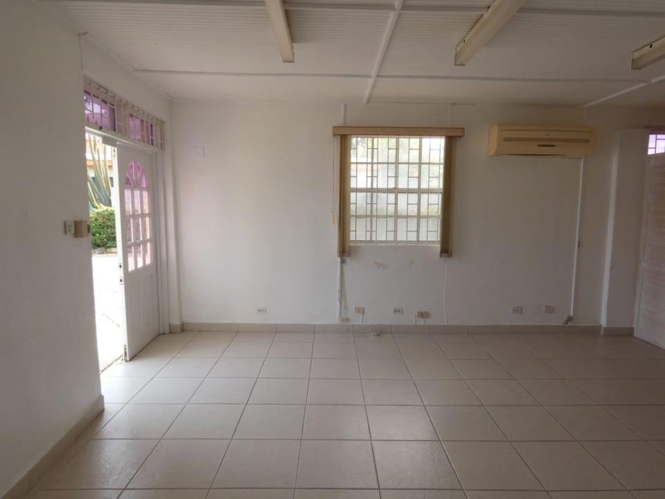 Entry -  Reception Area
