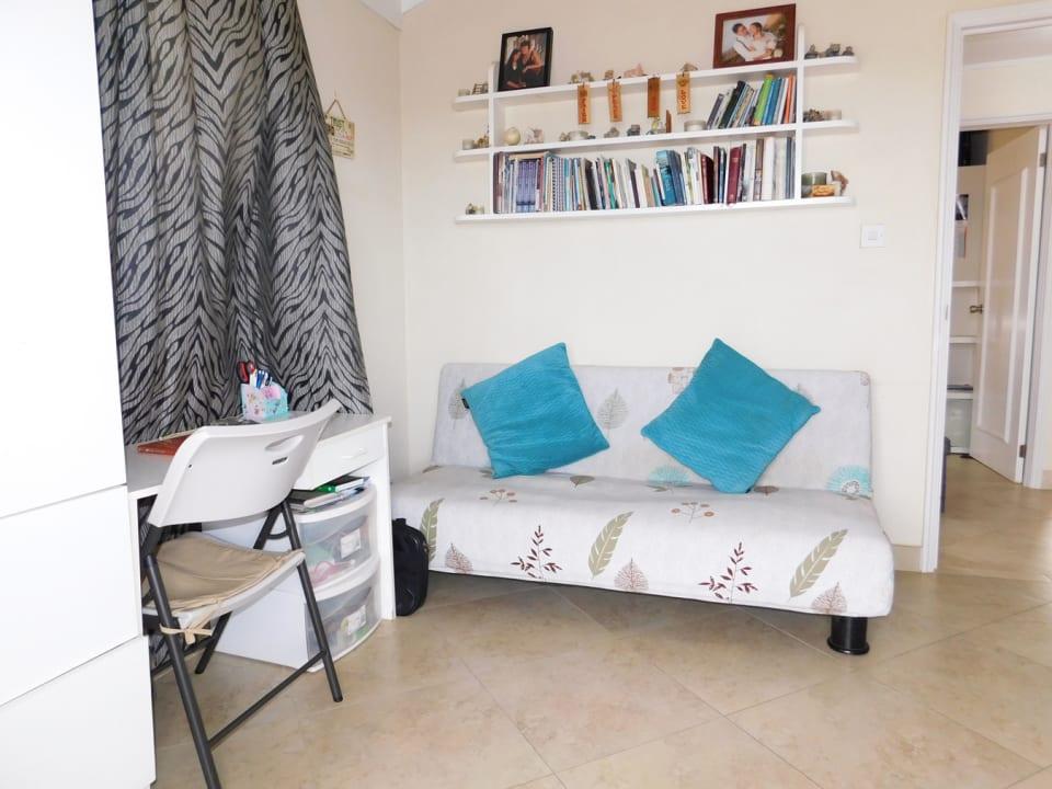 3rd bedroom/office
