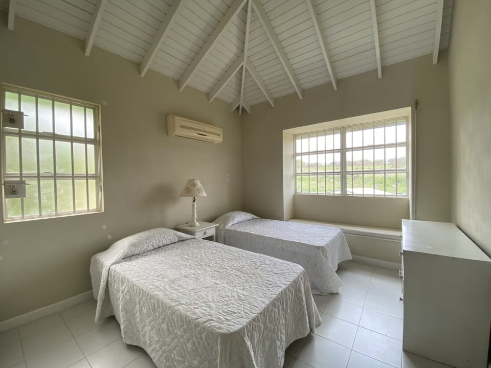 Guest Bedroom with AC