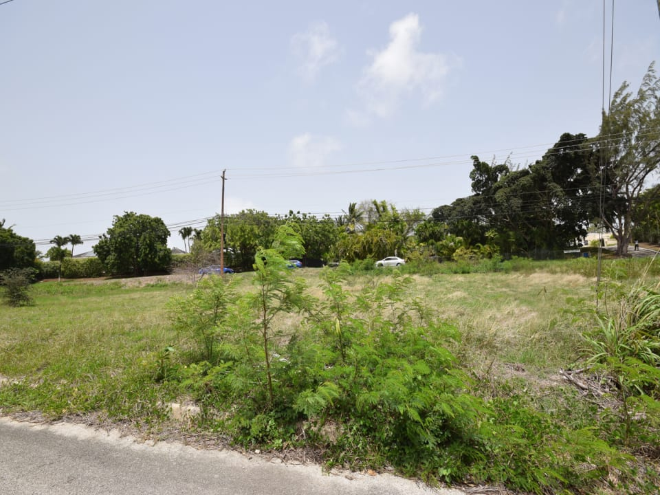 Lot 3 from Street