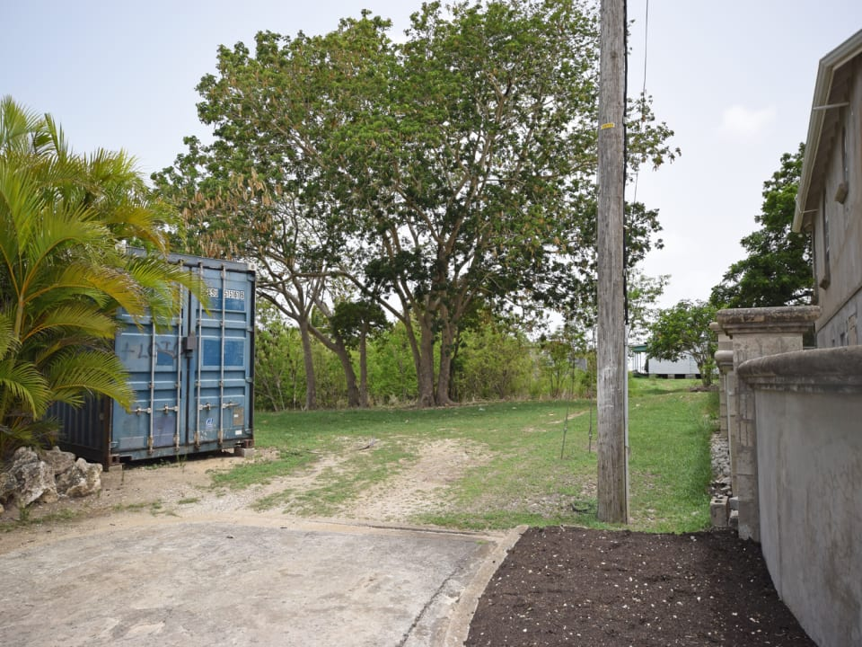 Entrance to Lot 11