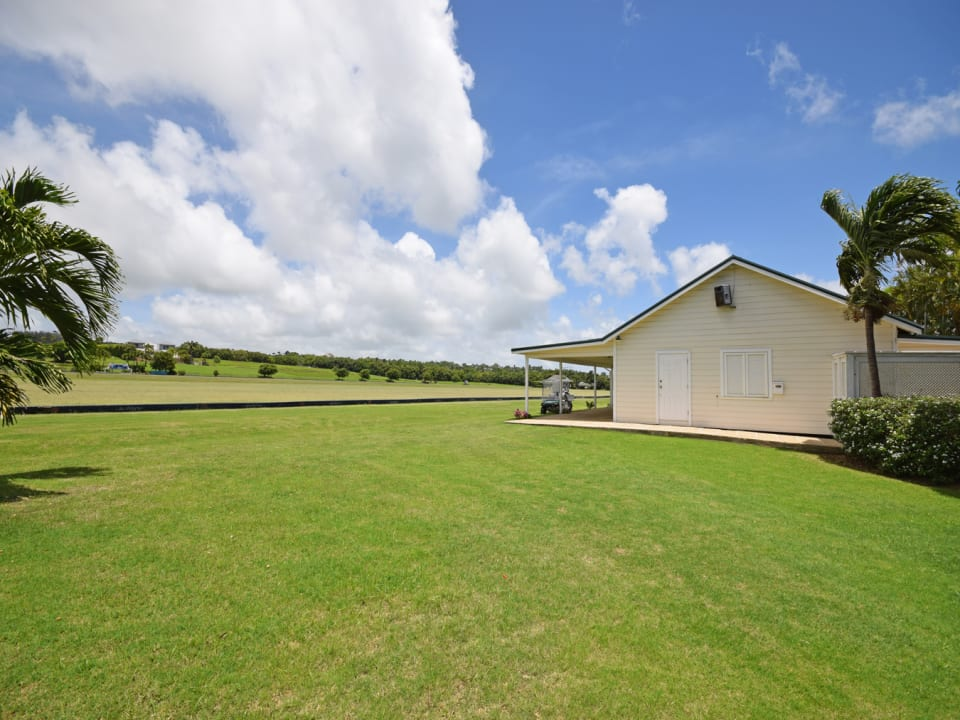 Apes Hill Polo Field & Club House