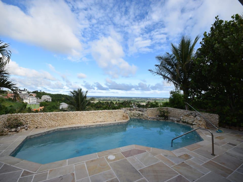 Pool and Country Views