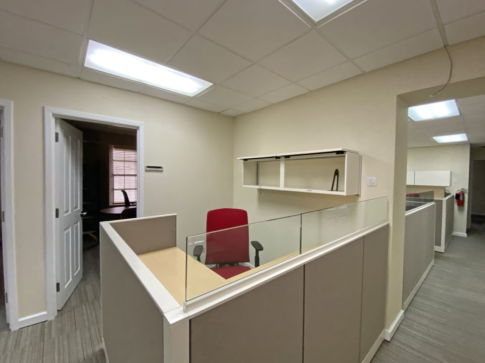 Fitted out office space
