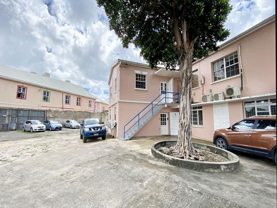 2-storey main building & surrounding properties