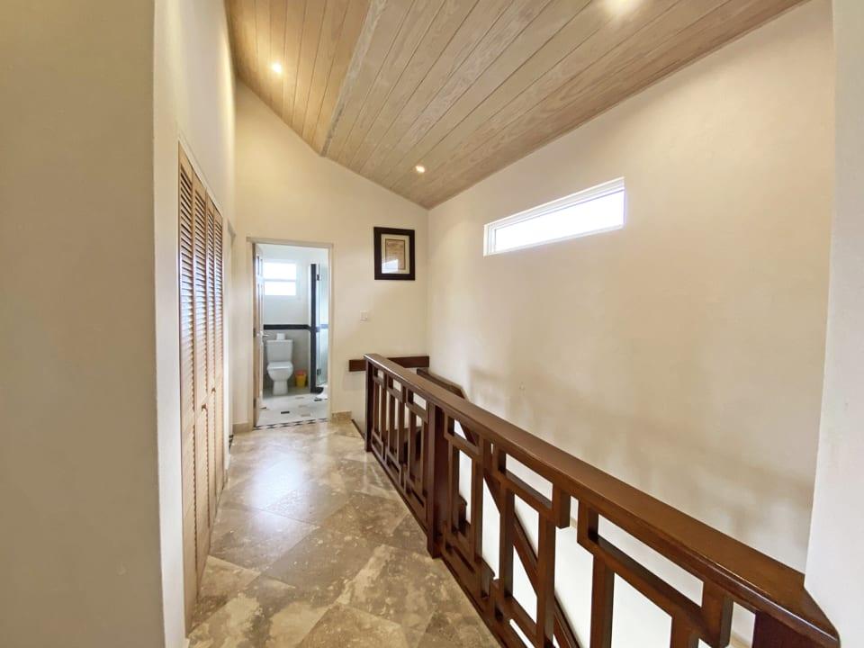Upstairs cooridoor