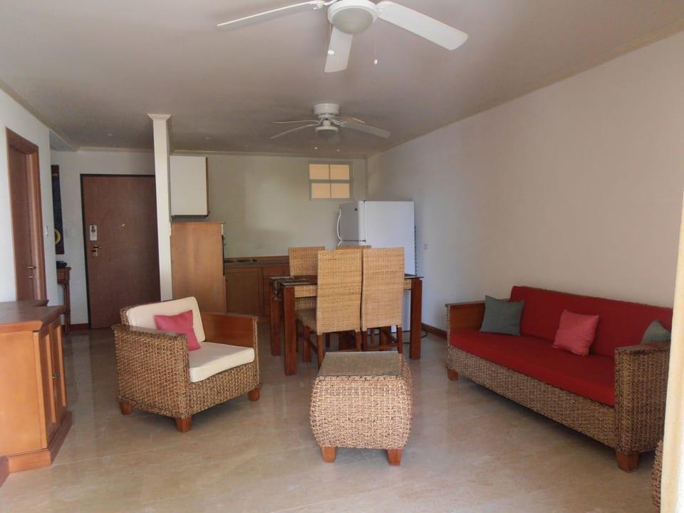 Internal Living Space