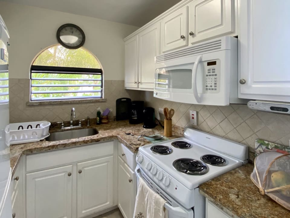 Outfitted Kitchen