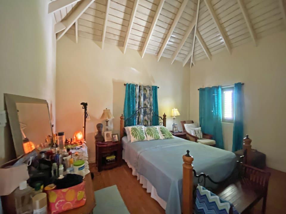 Bedroom on Ground Level