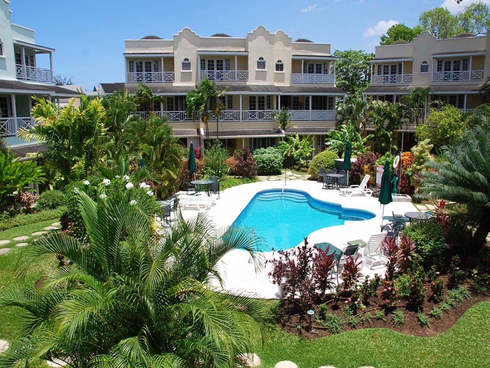 Shared pool in Margate Gardens
