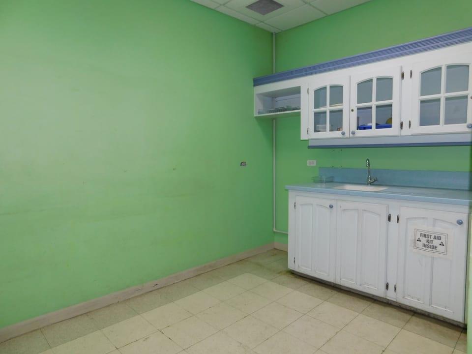 Small kitchen nook