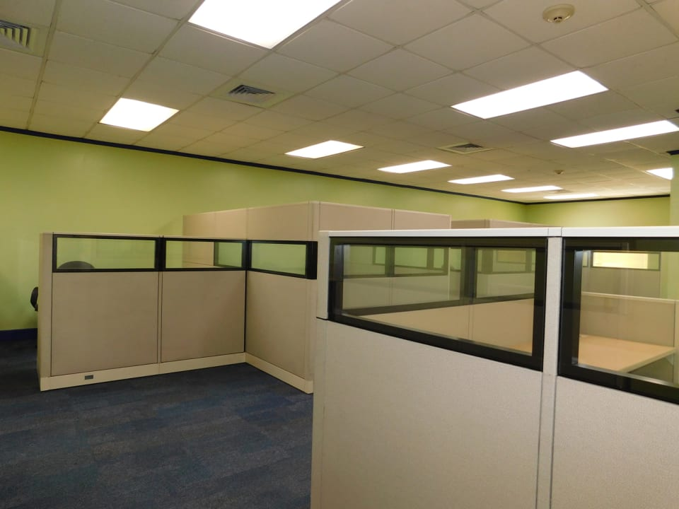 Shared office area