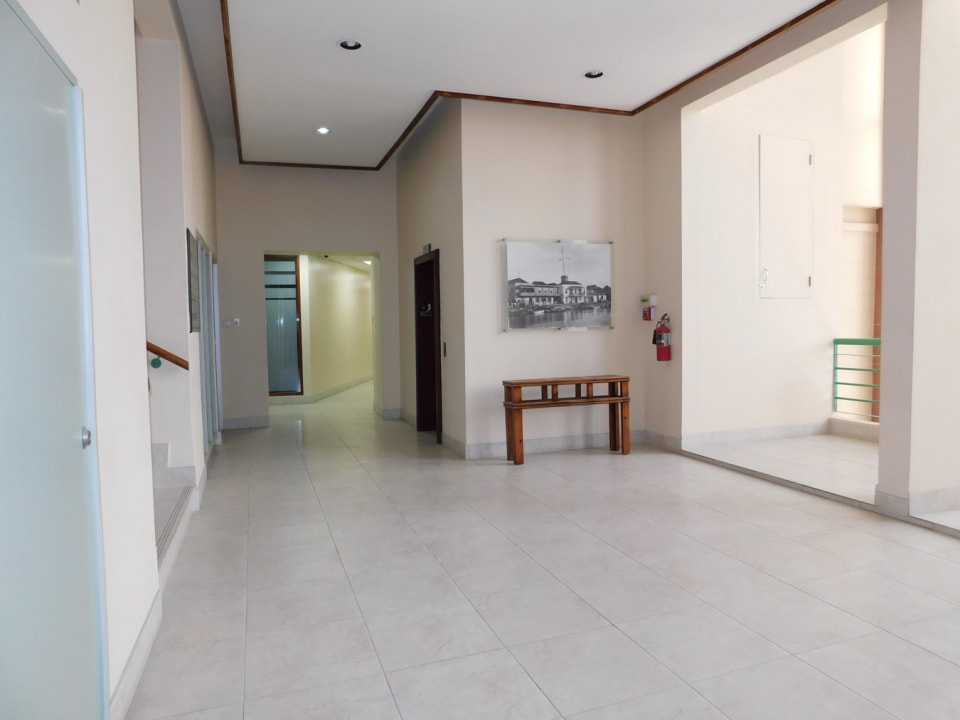 Foyer by the Elevator on the first floor