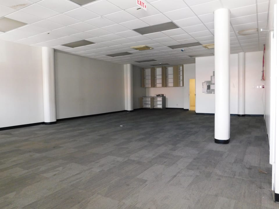 Additional open spaces
