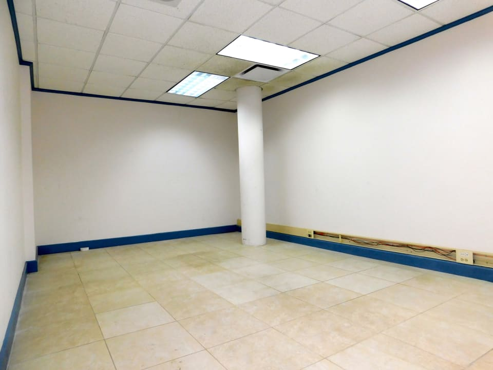 Tiled Office area