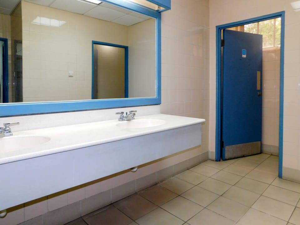 Female Bathrooms