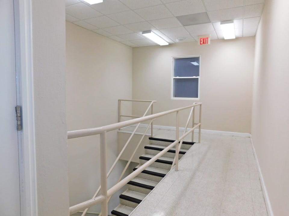 Second Floor Entrance
