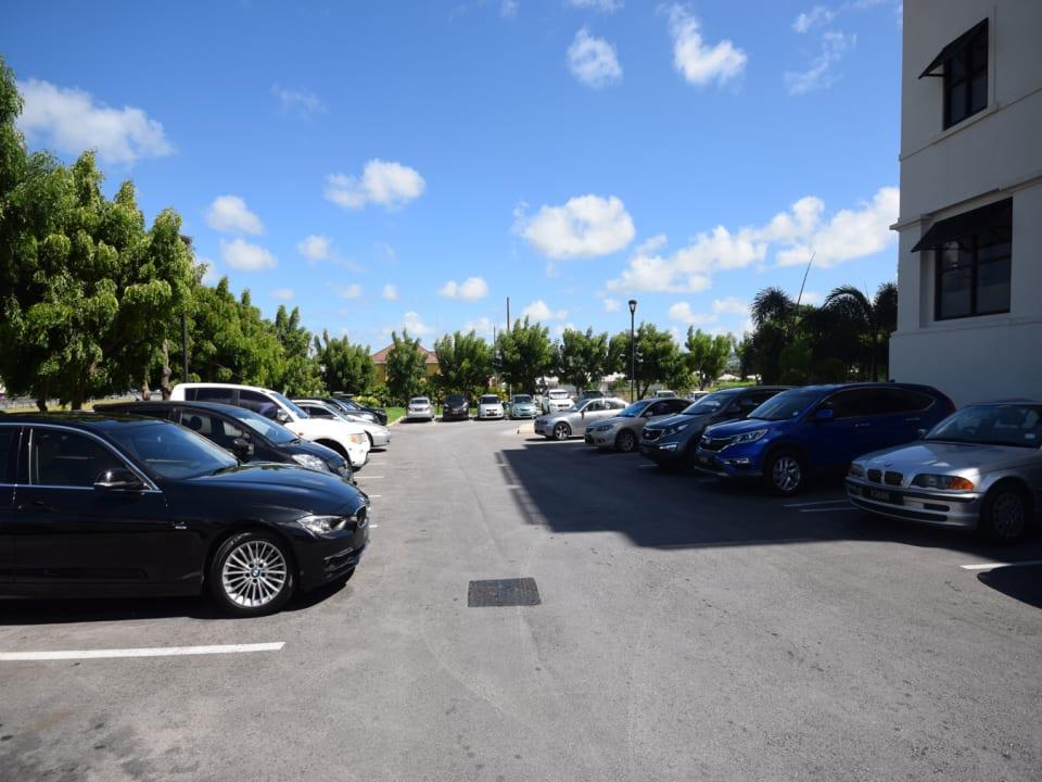 Extensive Parking