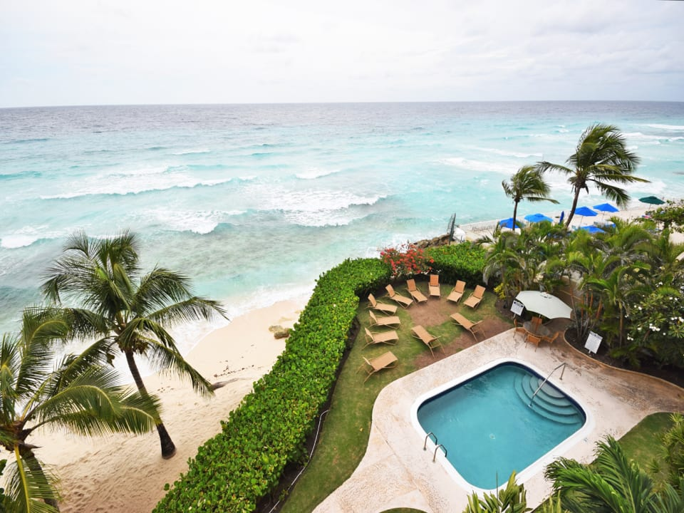 Idyllic Barbados Cove Beach