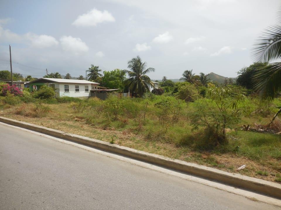Corbins Village Land as at April 5th, 2020