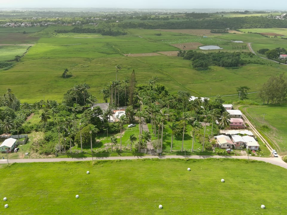 Aerial View - Southward