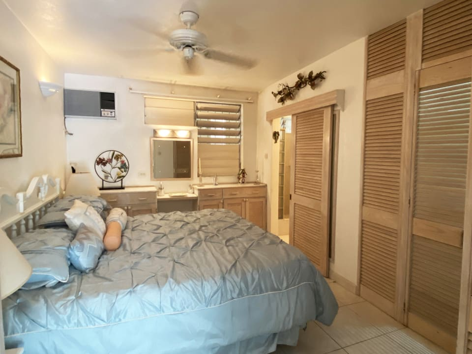 Large Air-conditioned Bedroom