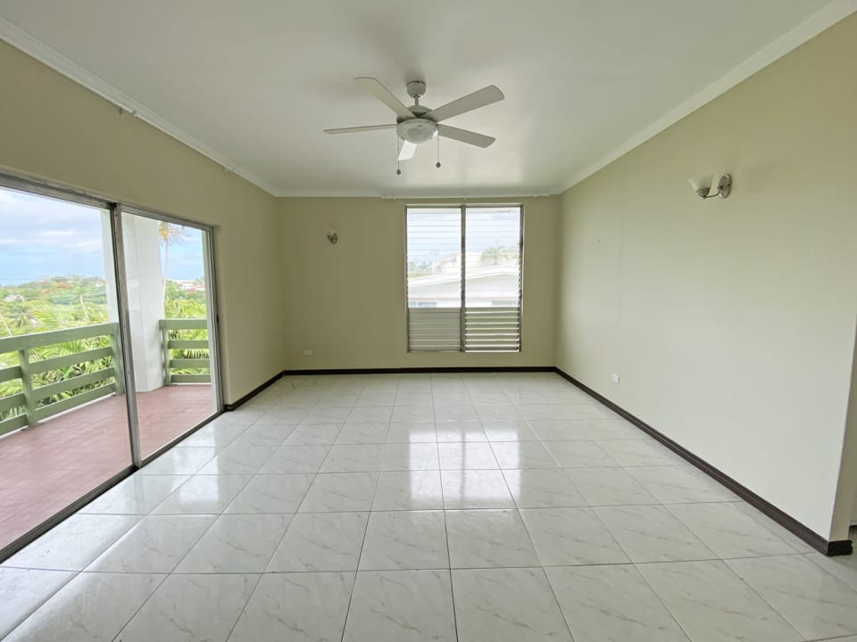 Living Area leads onto the Patio