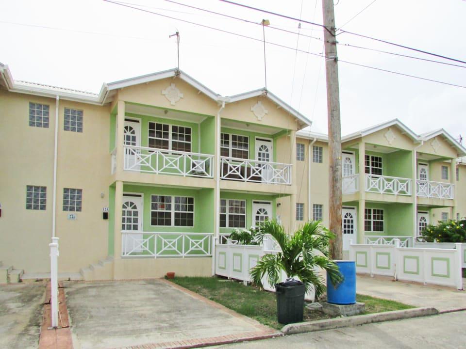 Java Avenue Townhouses