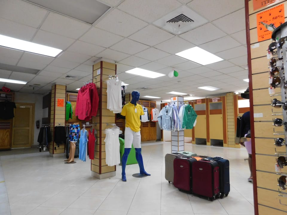Ground Floor with Changing rooms