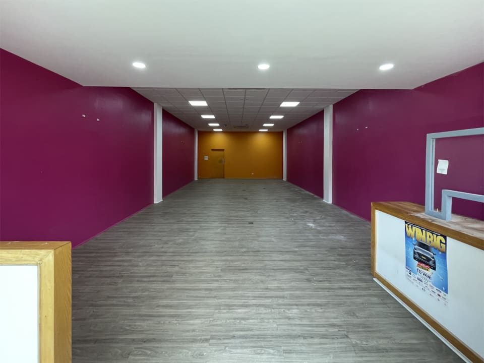 Shop Space No 7 - 1,200 Sq. Ft.