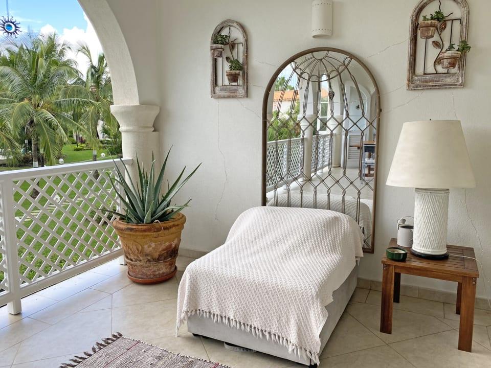 Attractive terrace