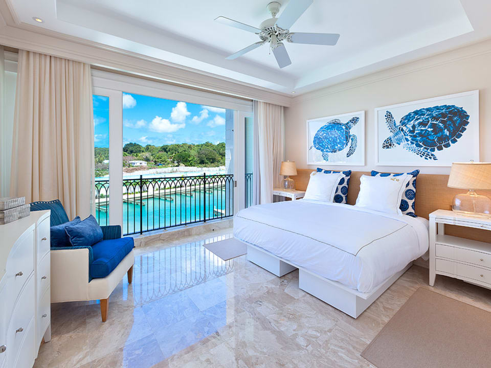 Spacious master bedroom 2