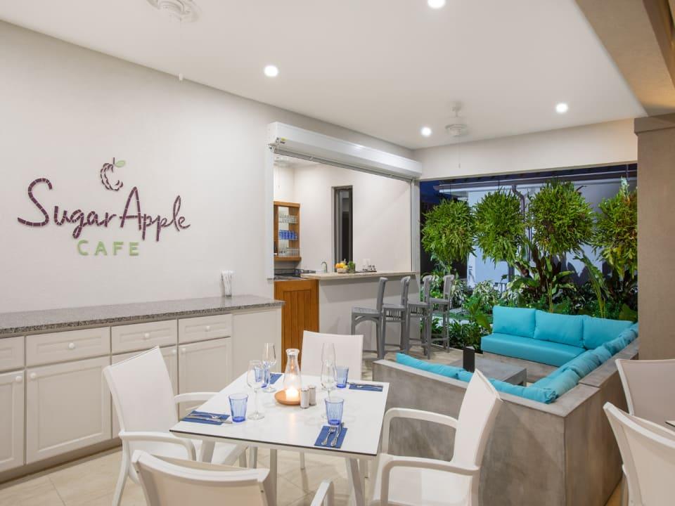 Beach View restaurant Sugar Apple